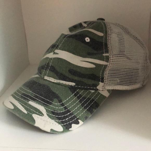 9020ad39b Timberland camo hat